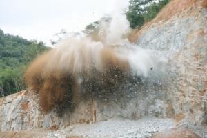 rock-blasting